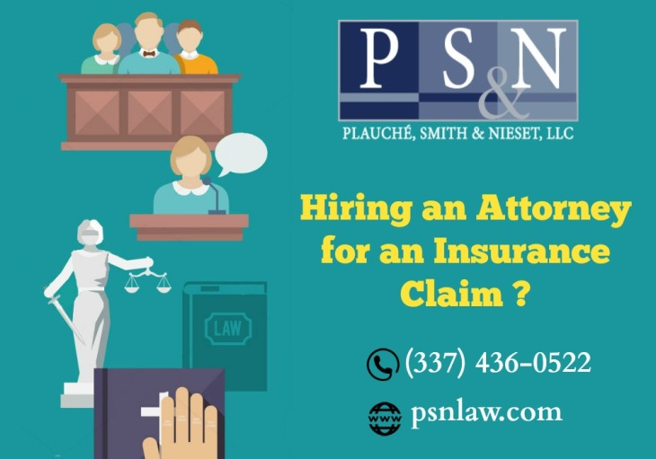 Attorney for an Insurance Claim Lake Charles
